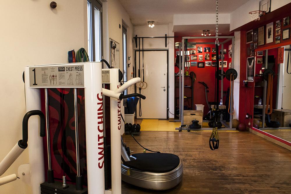 palestra preparazione fitness