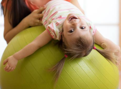 Ginnastica correttiva e postulare per bambini