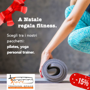 A Natale Regala Salute Benessere E Fitness Training Space A Pavia
